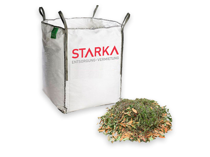 STARKA-BIG-BAG gartenabfälle