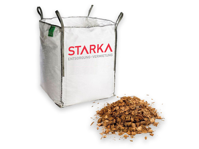 STARKA BAG Rindenmulch